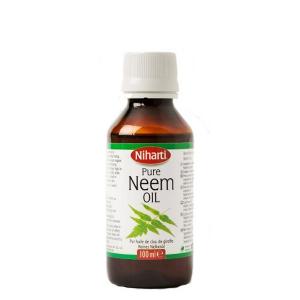 Olej z neem, 100ml Niharti