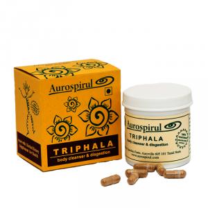 Triphala – Aurospirul 100kapsułek