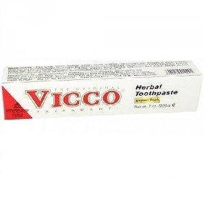 Pasta do zębów Vicco Vajradanti 200ml
