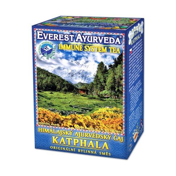 Katphala - układ odpornościowy