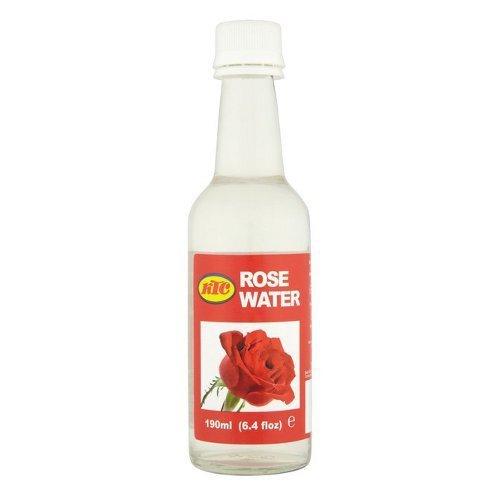 Woda różana KTC 190ml