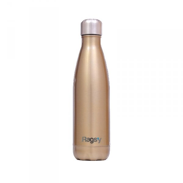 Butelka termiczna Rags'y - Gold, 500ml