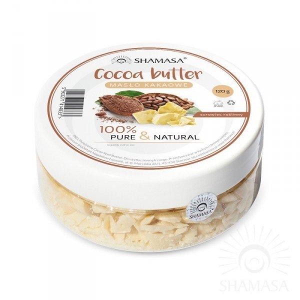 masło kakaowe, shamasa