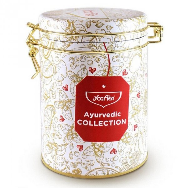 Yogi Tea zestaw Ayurvedic Collection w puszce