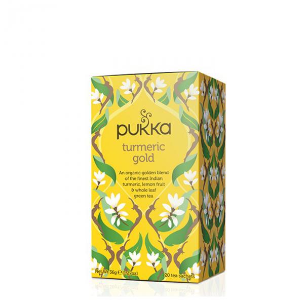 Herbata Pukka Turmeric