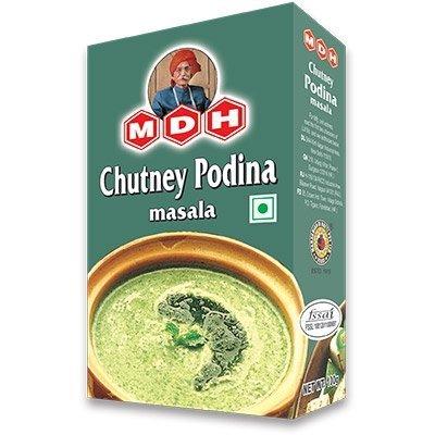 Chutney Podina MDH 100g