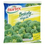 [HORTEX] Brokuły różyczki 450g/14szt