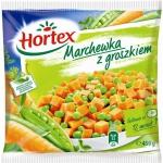 [HORTEX] Marchewka z groszkiem 400g/14szt