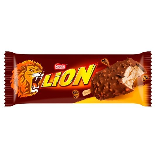 [NESTLE]  Lion na patyku 100ml/20 nowosc