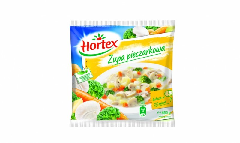 [HORTEX] Zupa pieczarkowa 450g/14szt