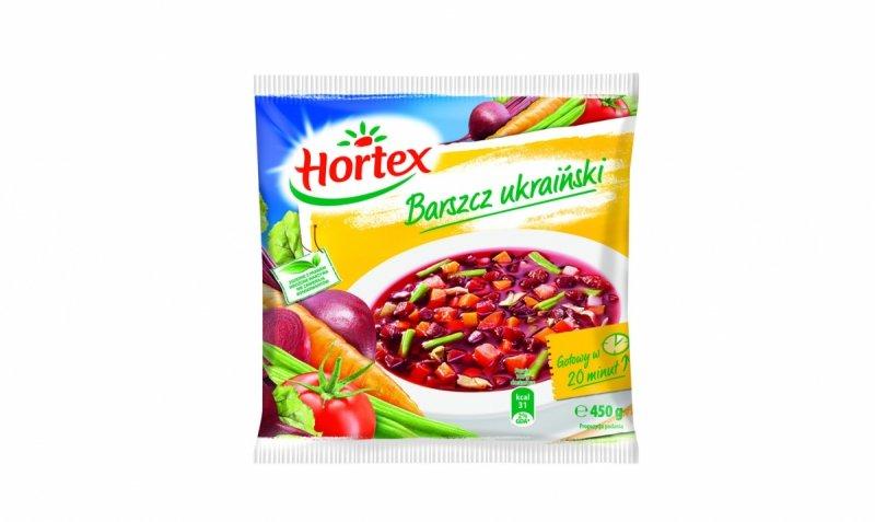 [HORTEX] Zupa barszcz ukraiński 400g/14szt