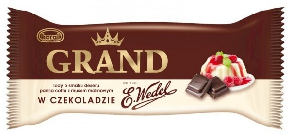 [KORAL] GRAND  PANNA COTTA 120ml/24