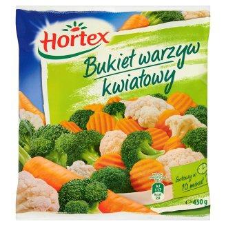 [HORTEX] Bukiet warzyw kwiatowy 450g/14szt