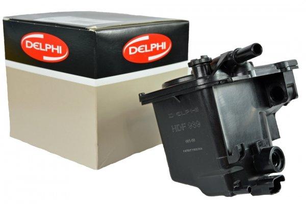DELPHI FILTR PALIWA 1.6 HDI BERLINGO C4 307 407