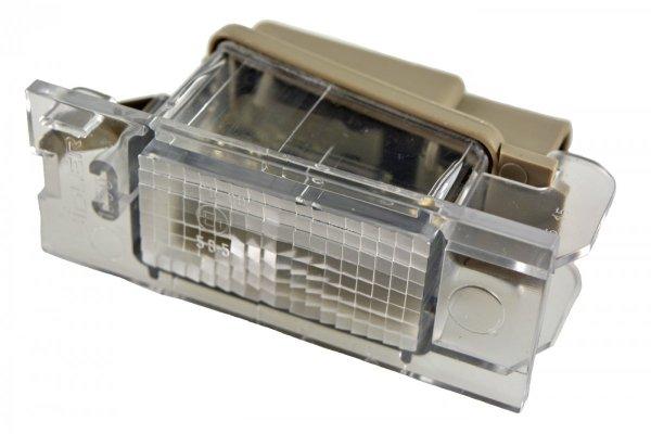 LAMPKA OŚWIETLENIA TABLICY CLIO III MEGANE II
