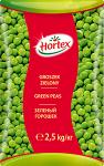 1230 CA Hortex Groszek zielony 2,5 kg 1x4