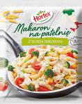 1157 Hortex MNP Makaron Na Patelnię z sosem serowym 450g 1x8