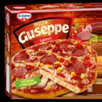 4008 Guseppe Pizza Salami 380g 1x5