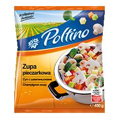 1037 Poltino Zupa Pieczarkowa 450g 1x12