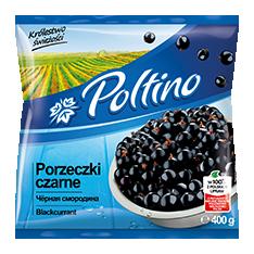 1002 Poltino Czarna Porzeczka 400g 1x12