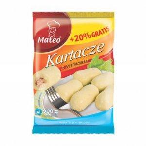 7002 Mateo Kartacze 900g (1x6)