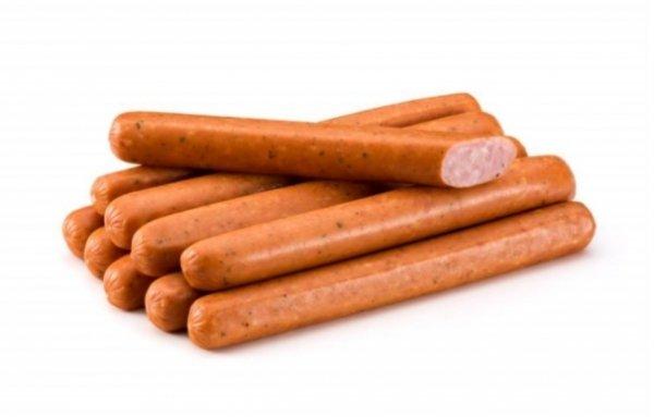20007 HDZ Kabanos sausage 40 pcs