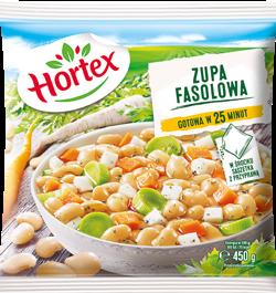 Zupa fasolowa 450g 1x14