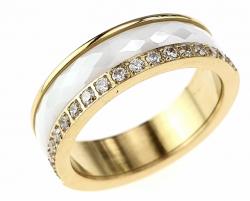 ring. 16,30mm porcelain. Stainless steel
