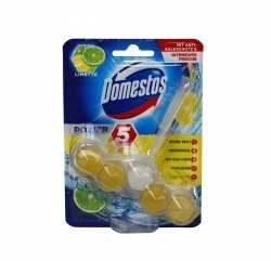 Domestos Power 5 Limette  kostka do WC