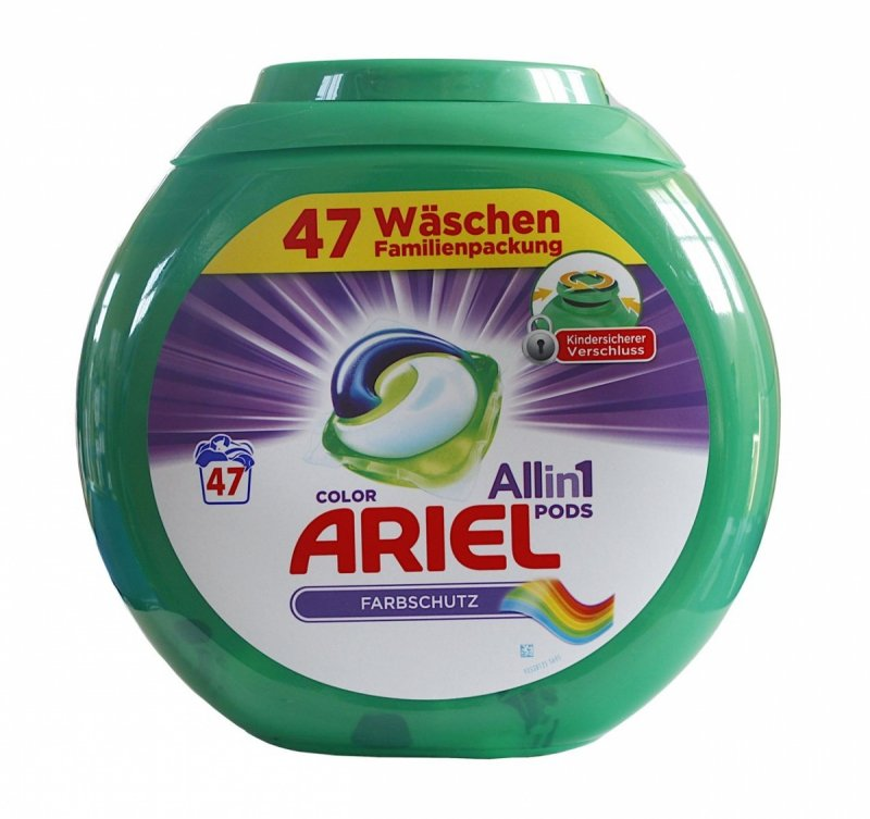 Ariel Color All in1 kapsułki do prania 47 szt.