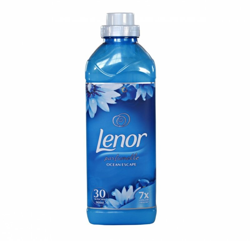 Lenor Ocean Escape płyn do płukania 30 prań 900 ml