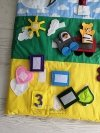 Sensory mat for toddlers