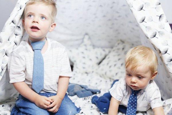 Krawat dla chłopca Mati