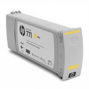 HP 771 Żółty Oryginał (CE040A) do HP DJ Z6200