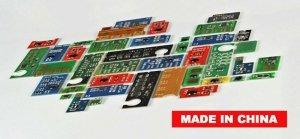 Chip Czarny Lexmark M1145, XM1145 (WW) (24B6035) (LW80)