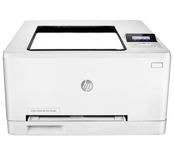 Drukarka HP Color LaserJet Pro M252n przebiegi do 4tys stron