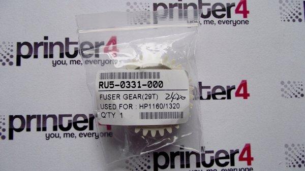 ZĘBATKA WAŁKA DOCISKOWEGO RU5-0331 do  HP LJ 1320
