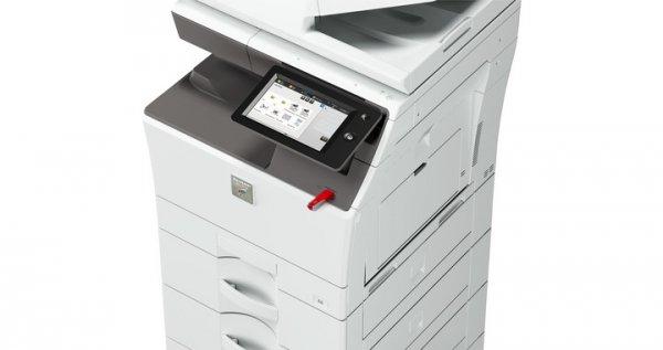 Urządzenie wielofunkcyjne SHARP MX-C304W duplex WIFI kolor nowa