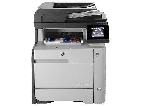 HP Color LaserJet Pro 400 M476DW PEŁNE TONERY GW8