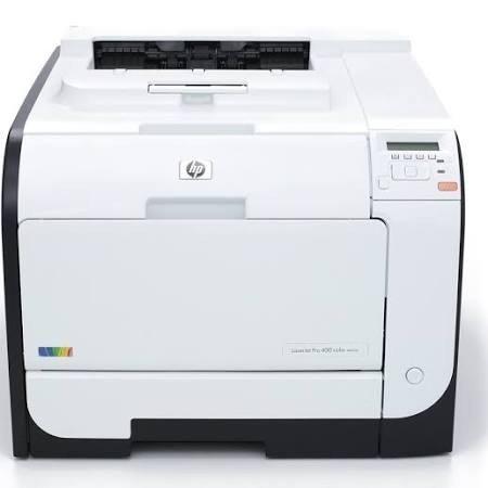 HP COLOR LASERJET 400 M451DN