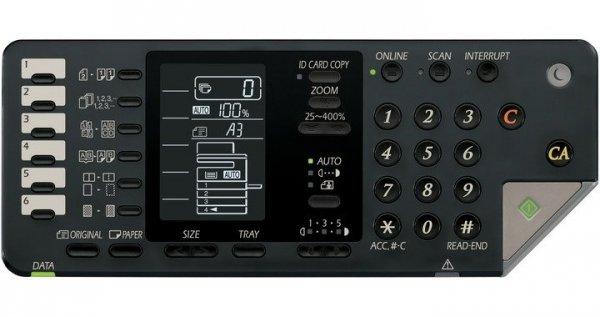 Wielofunkcyjna A3 SHARP AR-6020NV Sieć DUPLEX  FV nowy