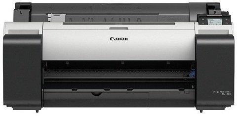 Ploter Canon imagePROGRAF TM-200 bez podstawy