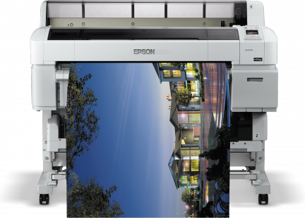 Ploter EPSON SureColor SC- T5200D PS A0 nowy