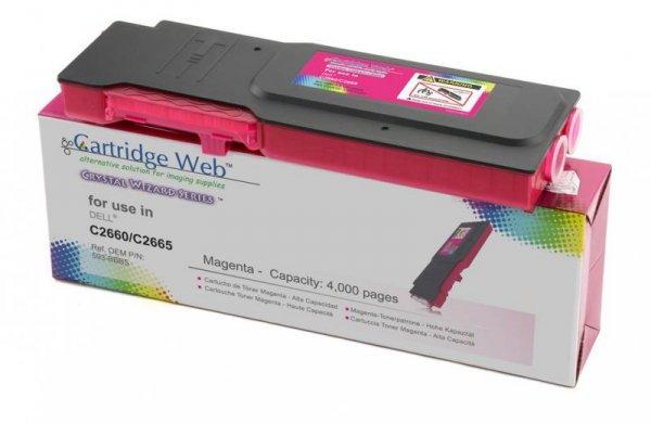 Toner Cartridge Web Magenta Dell 2660 zamiennik 593-BBBS