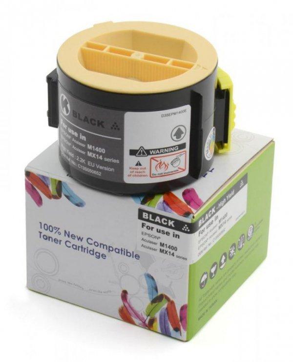 Toner Cartridge Web Czarny Epson M1400 zamiennik C13S050650