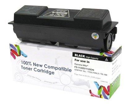 Toner Cartridge Web Czarny Kyocera TK160 zamiennik TK-160