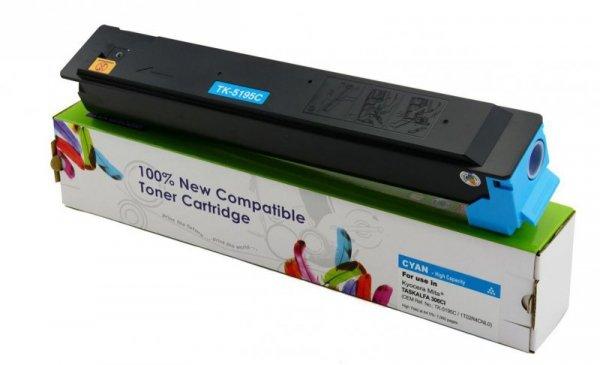 Toner Cartridge Web Cyan Kyocera TK5195 zamiennik TK-5195C