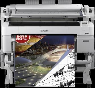 """Ploter EPSON SureColor SC- T5200D MFP PS 36"""" nowy"""