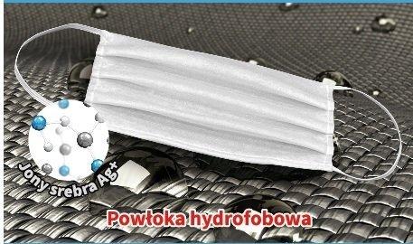 Filtry z jonami srebra do masek trzywarstwowych M0-03 - 10 szt.