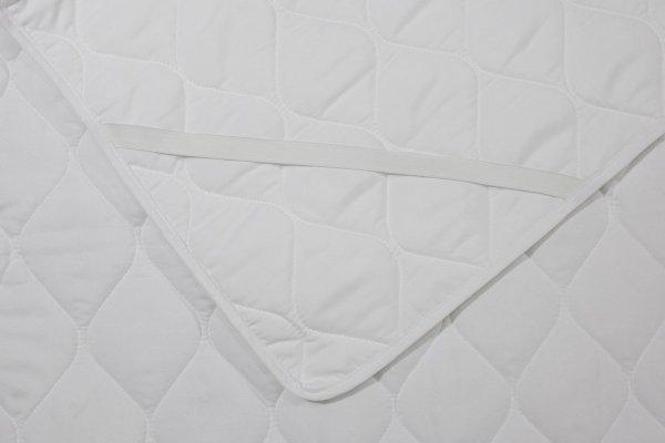 podkład ochronny na materac_ z mikrofibry_ antyalergiczny podkład z gumami na rogach_ higieniczny ochraniacz na materac_Eurowolle_04